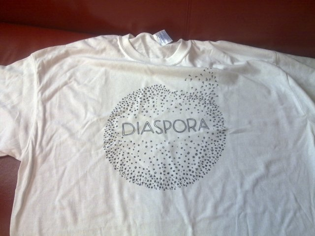 Disapora T-Shirt
