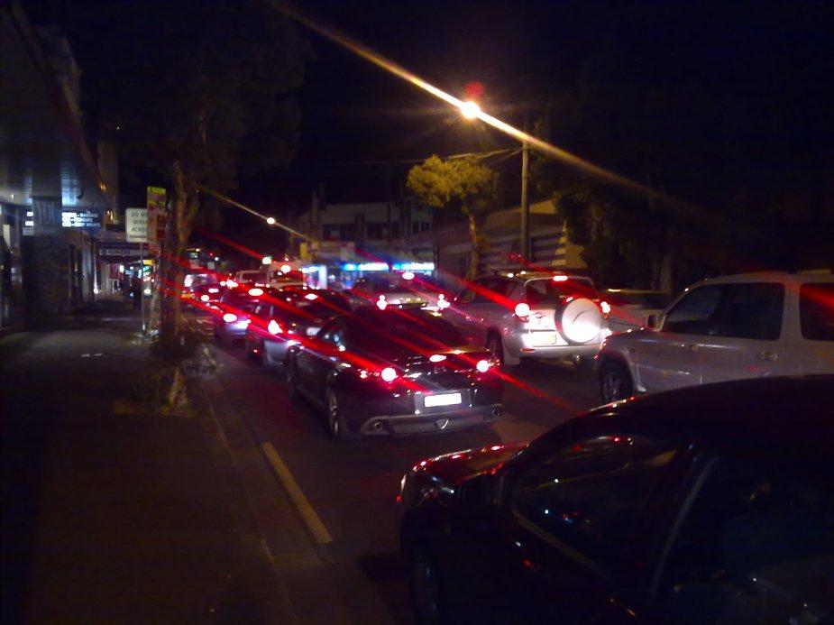 Cleveland Street, Surry Hills