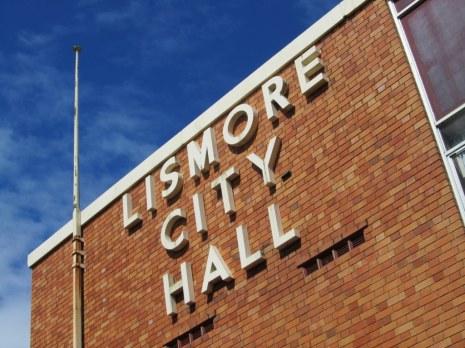 Lismore City Hall
