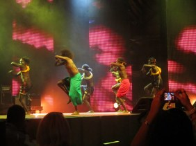 Chooky Dancers