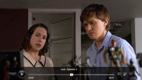 Scene from Laid from ABC1