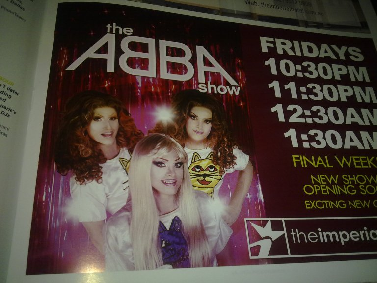ABBA Show at The Imperial