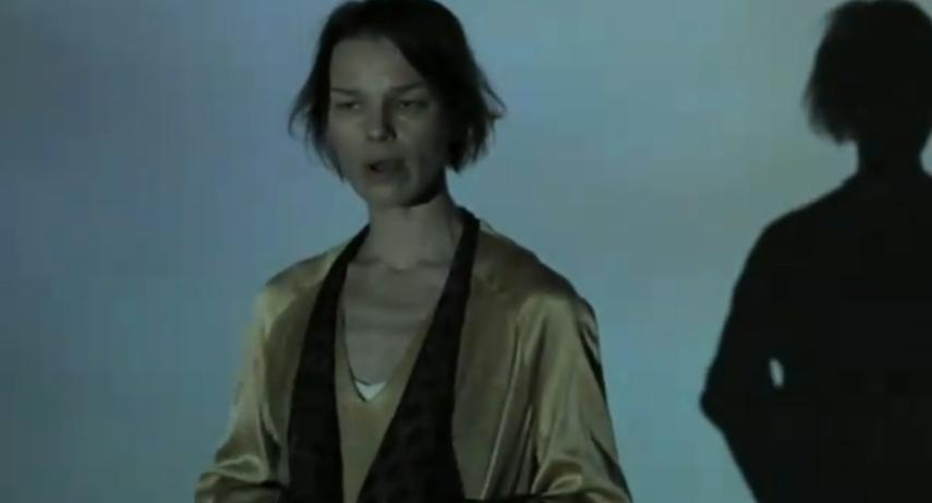 Anna Järvinen performing Lilla Anna