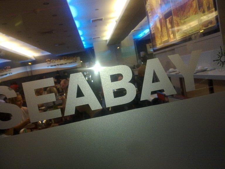 Tuesday at SeaBay