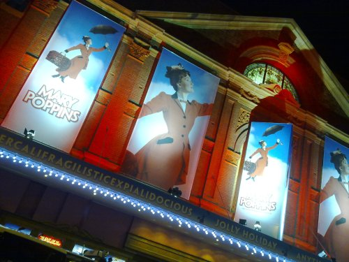 Mary Poppins at Capitol Theatre in Sydney