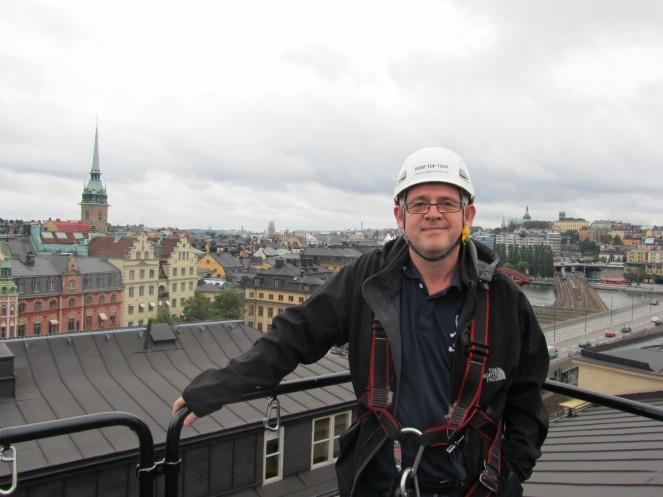 Upplev mer - Stockholm rooftop tour