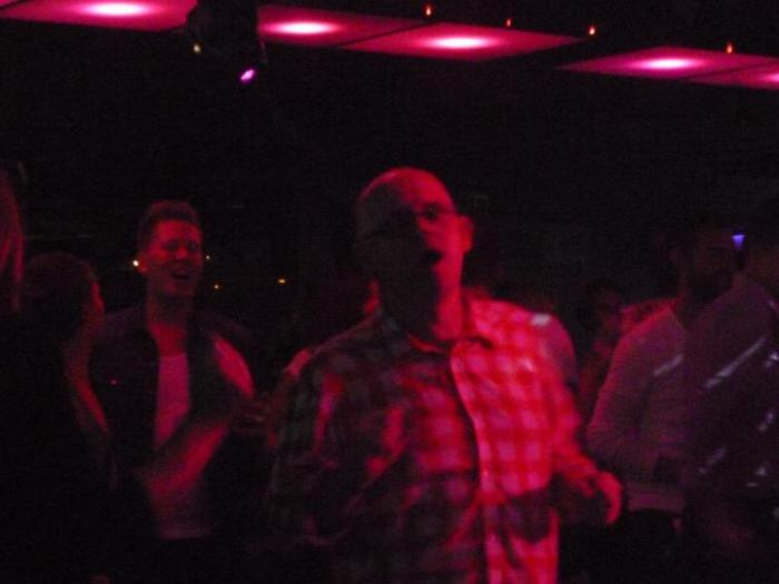 Golden Times nightclub in Stockholm
