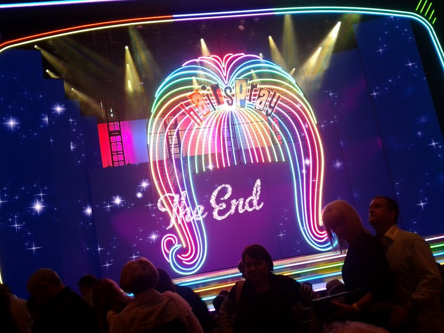 Hairspray at Lyric Theatre in Sydney