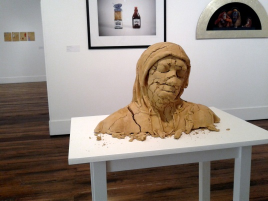 Untitled (Bust) by Tim Silver