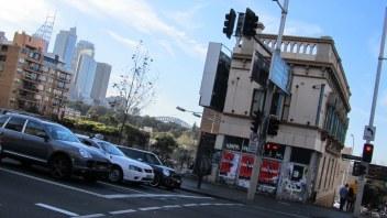 The last remaining nineteenth century building on William Street