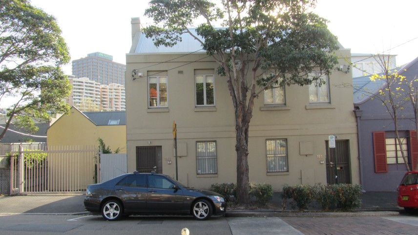 Tilly Devine HQ in Darlinghurst