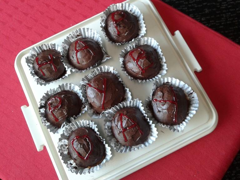 Cupcakes by Rhianna