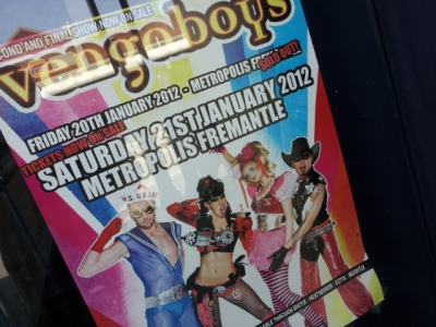 We're going to Fremantle - Vengaboys