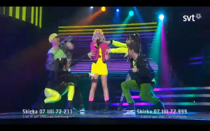 "Mimi Oh channels the Frida CD ""Shine"""