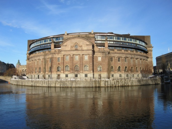 Swedish parliament