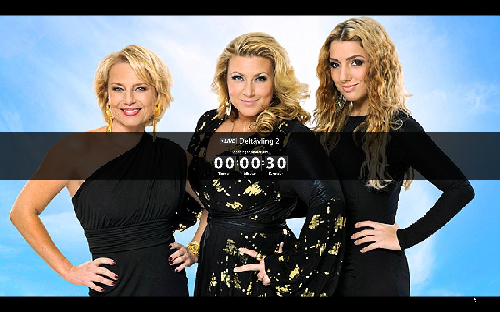 Countdown to Melodifestivalen