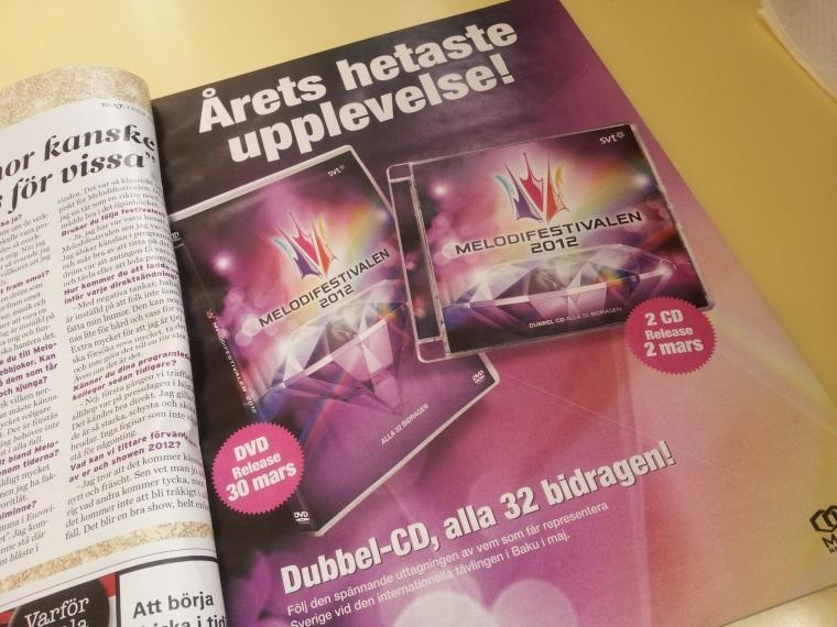 Melodifestivalen Magazine