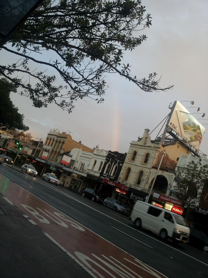 Oxford Street Rainbow, Sydney