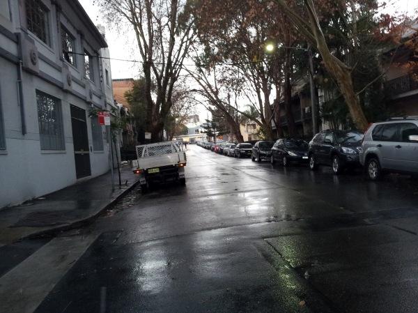 Nickson Street, Surry Hills