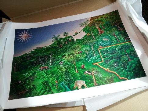 Area Of Maya by Jae Hoon Lee