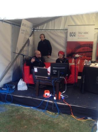 Digital Radio Day in Sydney