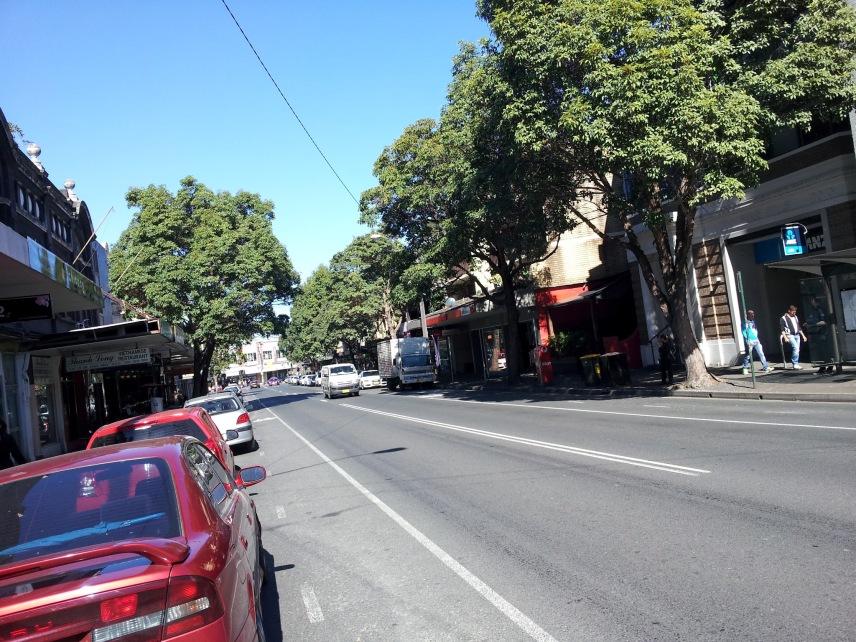 Crown Street, Surry Hills