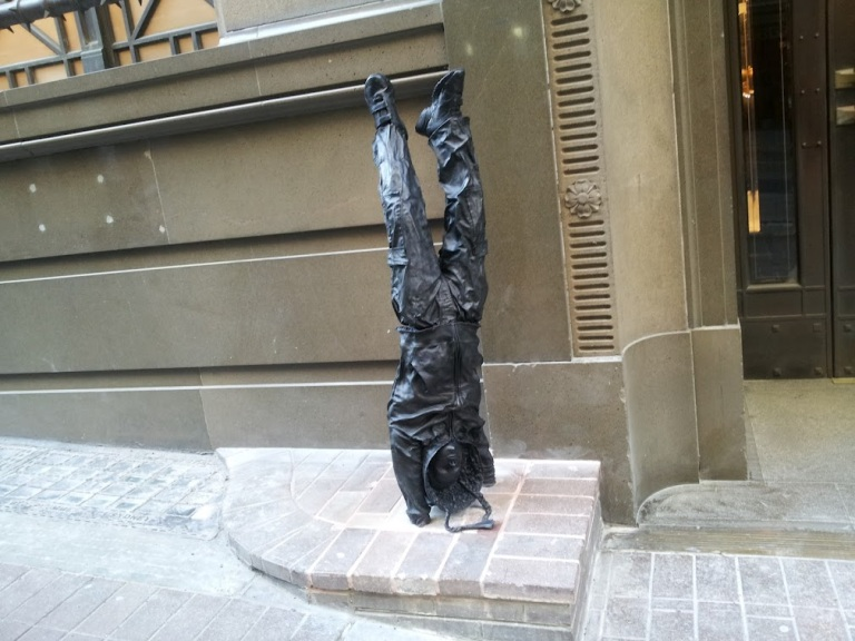 Youth Sculptures in Art and About