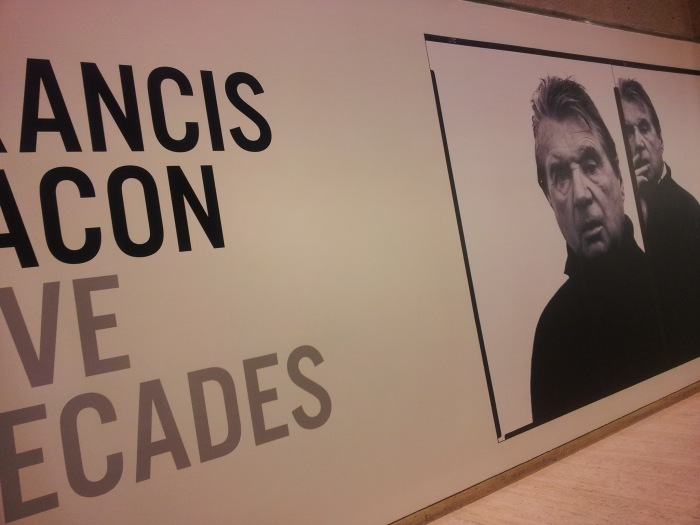 Francis Bacon - Five Decades @ AGNSW