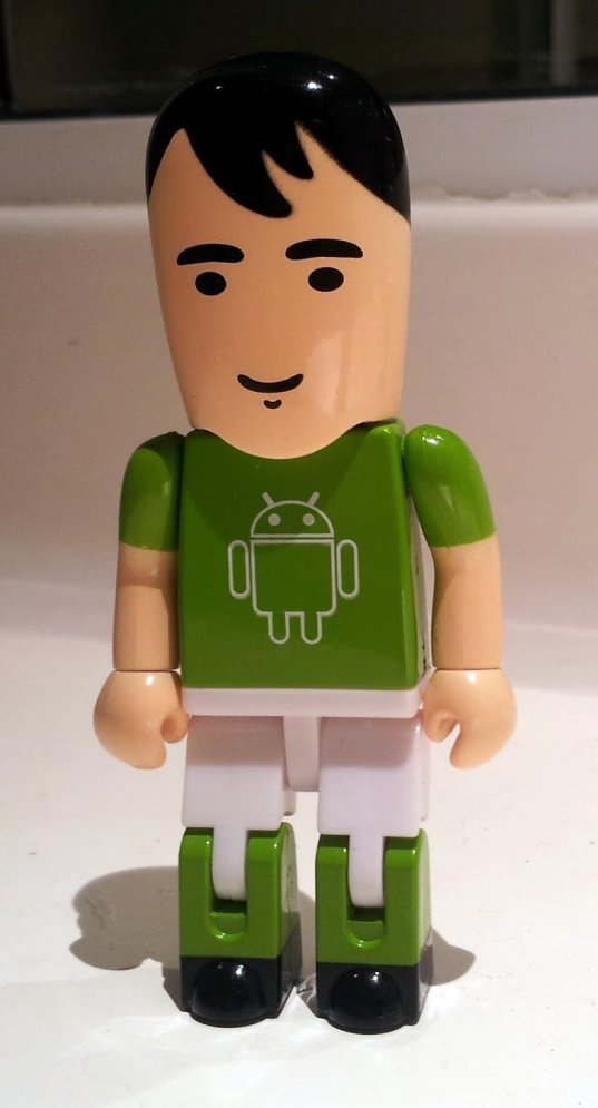 Souvenier Android Thumb Drive