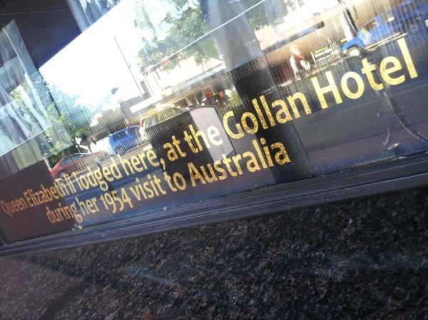 Gollan Hotel, Lismore