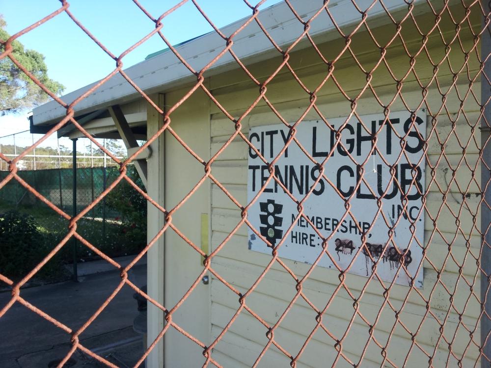 City Lights Tennis Club