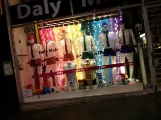 Daly Male on Oxford Street, Sydney