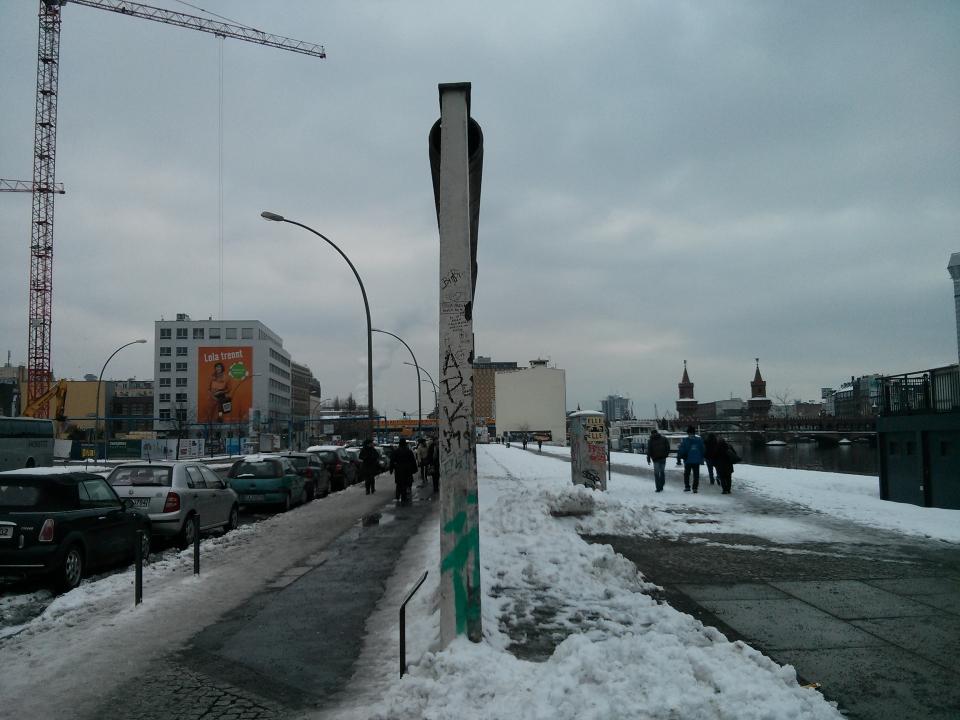East Side Gallery, Berlin Wall, Germany