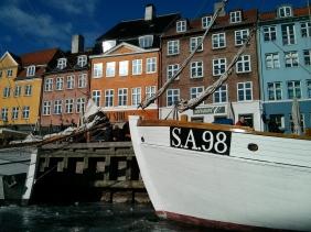 Canal Tour in Copenhagen