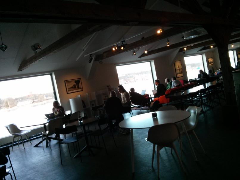 Fotografiska Museet Cafe
