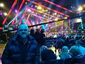 Attending Melodifestivalen in Stockholm