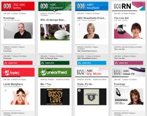 ABC Radio Australia