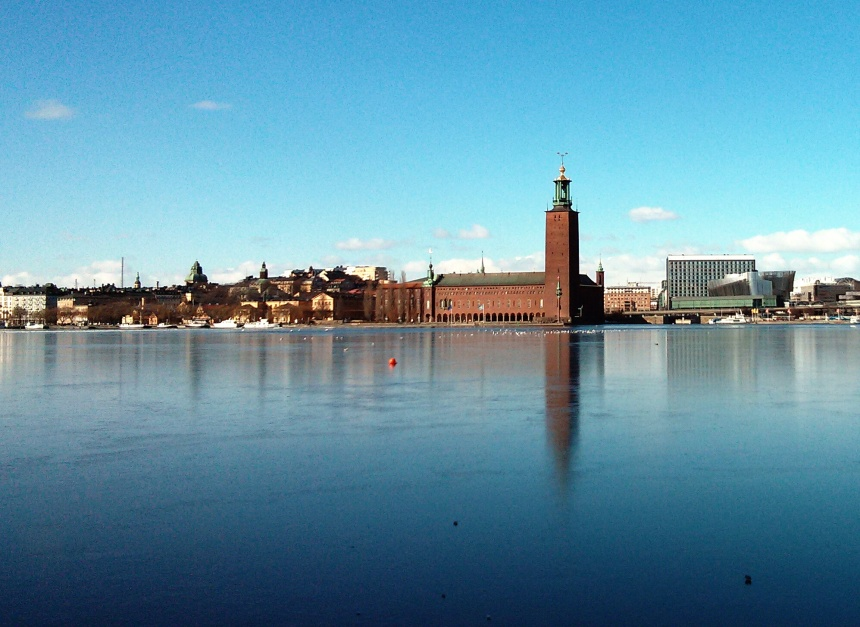The city hall in Stockholm, Stadshuset