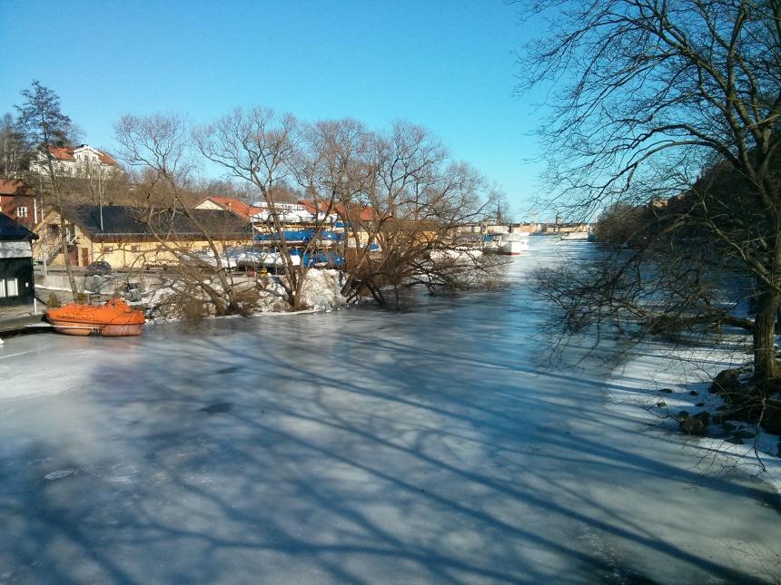 Lake Mälaren, Stockholm