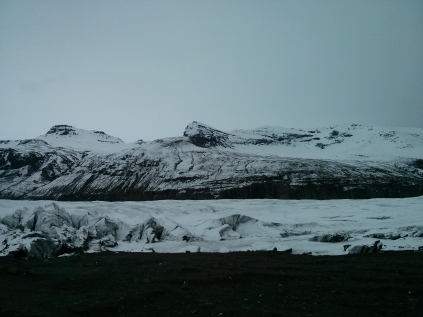 Glacial Iceland