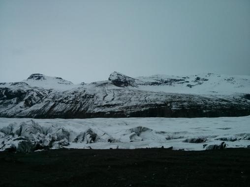 Glacial Iceland