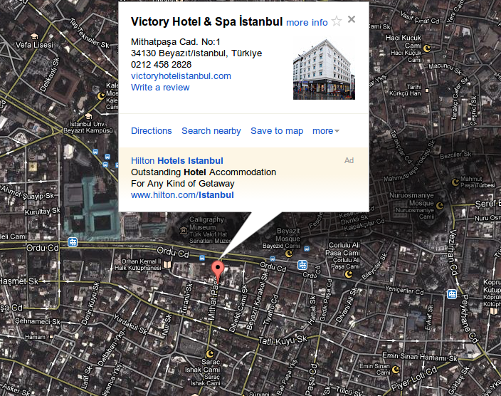Victory Hotel and Spa