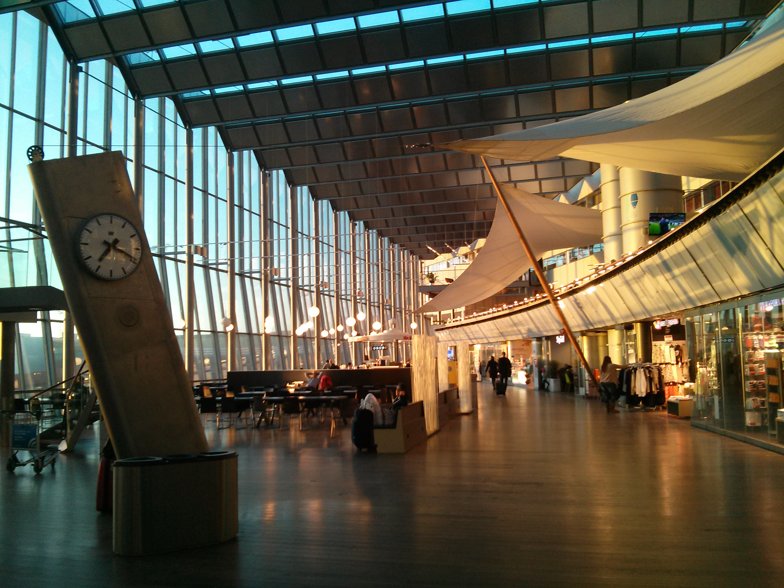 4 good practice example arlanda airport stockholm sweden for Hotels near arlanda airport