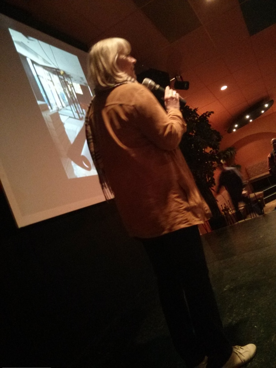 Ingmarie Halling from the ABBA Museum
