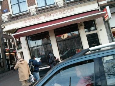 Amstel 54 in Amsterdam