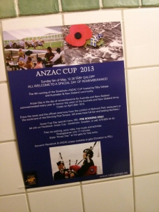 Anzac Cup