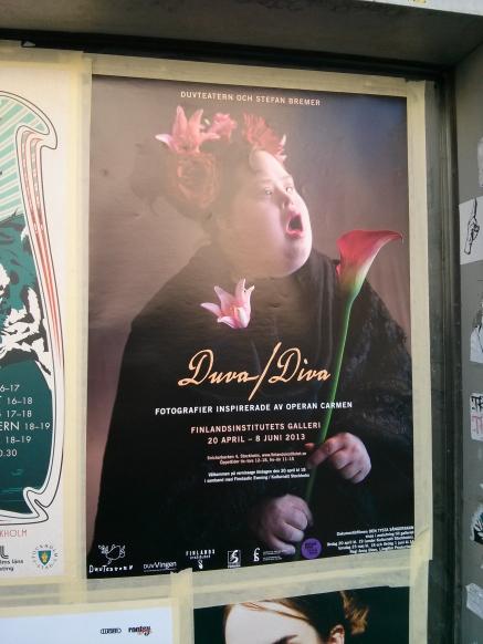 Diva Exhibition at Finnish Institute in Stockholm