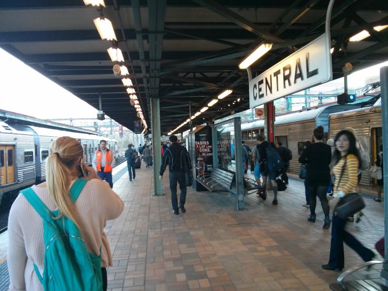 Central Station, Sydney