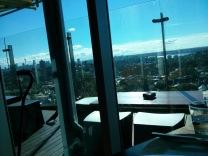 Sydney as viewed from Westfield Bondi Junction