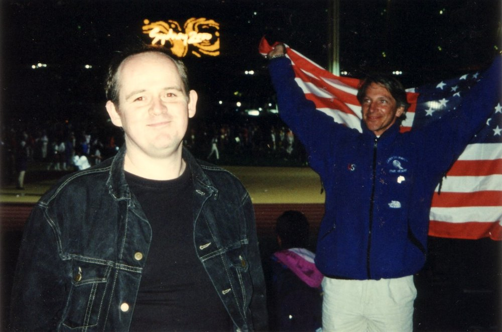 Sydney Olympics Closing